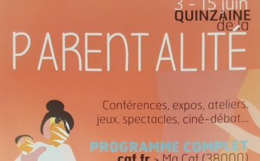 Quinzaine de la PARENTALITE